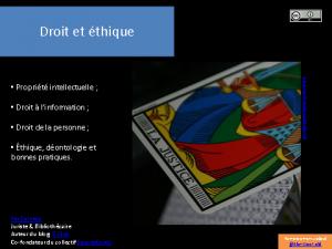 Diaporama de la présentation de Lione Maurel au master Archinfo